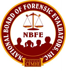 NBFE certification badge for Innovative Direction | Counseling & Evaluation Services | Pensacola, FL 32504